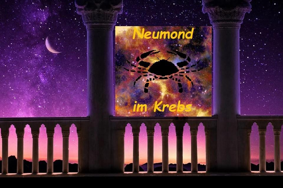 Neumond im Krebs